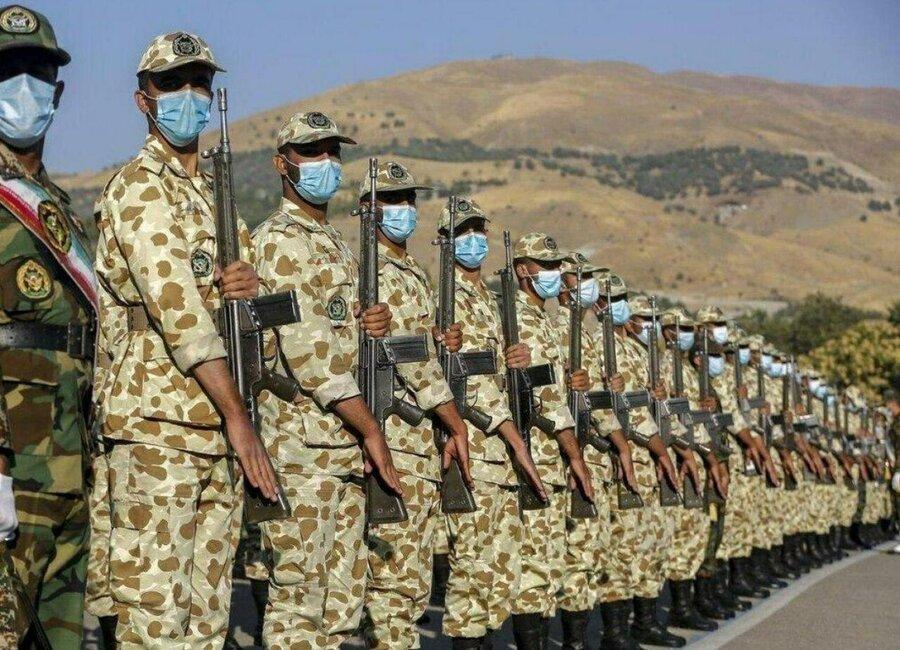 بخشودگی اضافه خدمت سربازان به مناسبت هفته ناجا   میزان بخشودگی مجردها ۵۰ درصد است