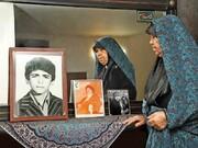 در دلم گفتم جنازه پسر شهید من گم شود و نیاورند