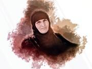 زنی که با تبر به جنگ بعثیها رفت | تبر را توی سر افسر عراقی زدم و بر تنش جا ماند