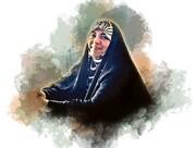 ایستادگی زنان خرمشهر در جنگ  |  نگهبان ویرانهها