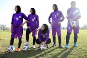 پیروزی پرگل تیم ملی فوتبال بانوان ایران در مقدماتی جام ملت های آسیا