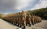 دوره آموزشی سربازان وظیفه افزایش یافت