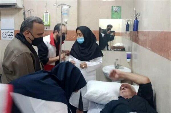 مرکز پزشکی در عراق