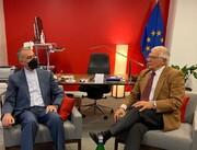 وزیر خارجه: به بورل گفتم دولت جدید ایران عملگراست | به میز مذاکره ای برمی گردیم که ثمربخش باشد
