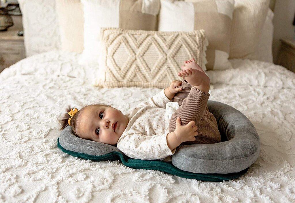 جمع آوری بالشهای مرگ آور نوزادان
