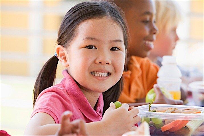 کودک - غذا