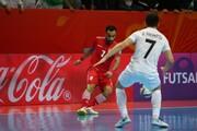 کاپیتان تیم ملی فوتسال رکورد وحید شمسایی را شکست