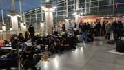 علت ازدحام فرودگاه امام خمینی چه بود؟