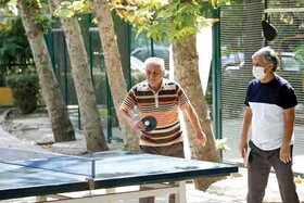 برنامههای متنوع شهرداری منطقه ۶ برای سالمندان | لبخند سلامت بر چهره موسپیدان