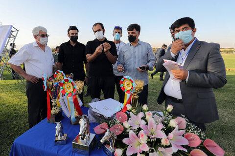 هفته قهرمانی و هشتم کورس اسبدوانی تهران
