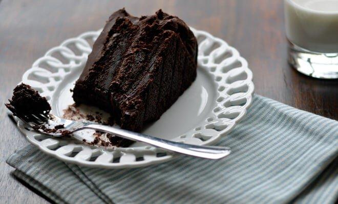 طرز تهیه کیک خیس | بدون فر کیک شکلاتی خوشمزه بپزید