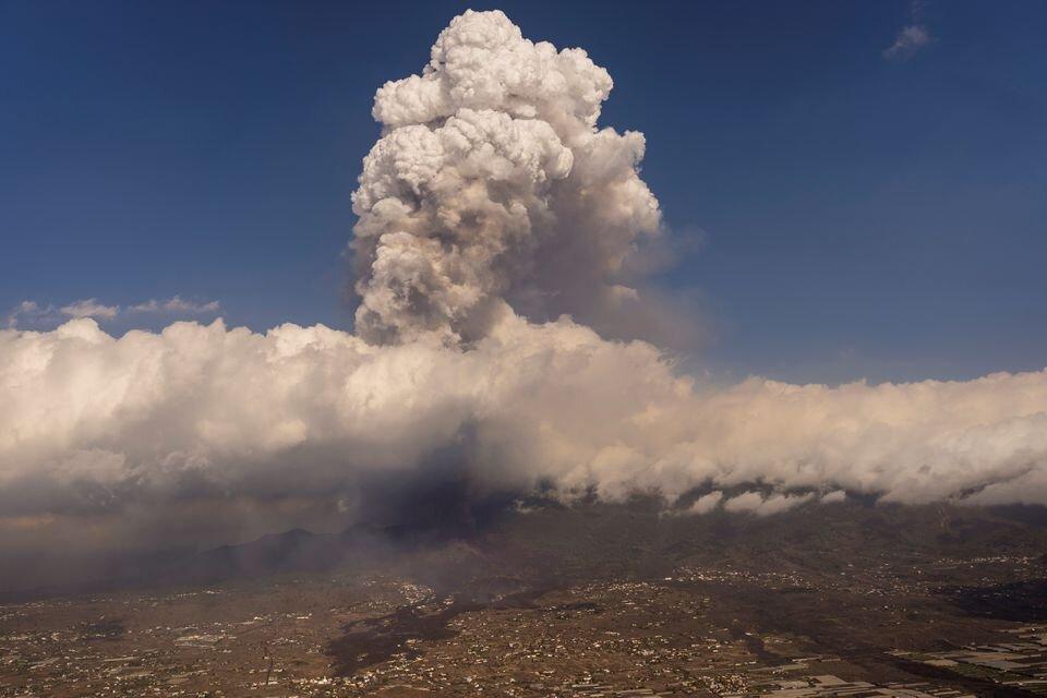 آتش فشان لاپالما
