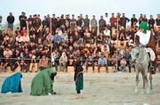 روایت زنانه اربعین | بوشهر تنها منطقه ای که زنان تعزیه می خوانند