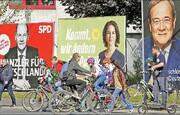 آلمان در مسیر ائتلاف تاریخی | نتایج نظرسنجی های انتخاباتی برای جانشینی آنگلا مرکل