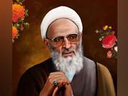 قدردانی فرزند آیتالله حسنزاده آملی از مردم و رهبر انقلاب