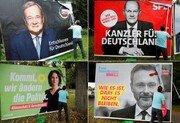 تصاویری از انتخابات آلمان | رقبای جانشینی مرکل چه کسانی هستند؟
