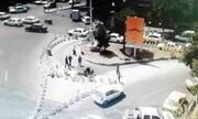 ایجاد دوربرگردان در فلکه اول تهرانپارس