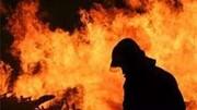 آتشسوزی در مرکز تحقیقات خودکفایی سپاه| ۳ نفر مجروح شدند