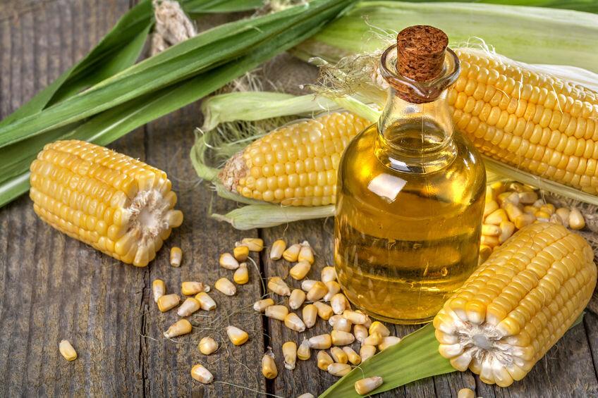 corn oil - ذرت