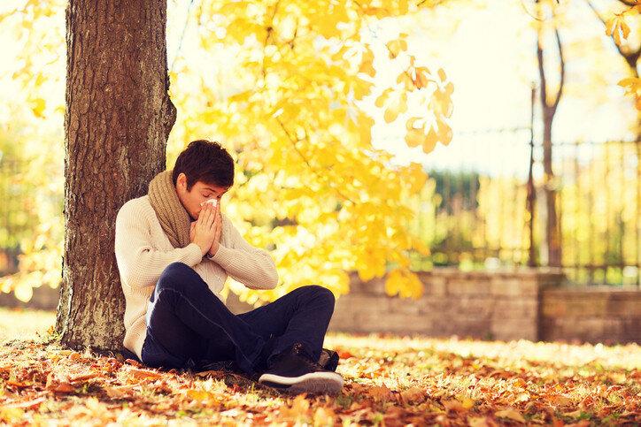 پاییز - سرماخوردگی