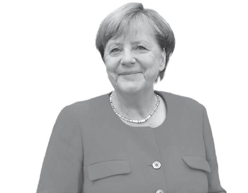 آنگلا مرکل؛ مادر آلمانها