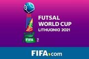 برزیل - آرژانتین؛ فینال زودرس جام جهانی فوتسال لیتوانی