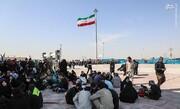 ویدئو | مرزهای مهران و شلمچه برای خروج زائران بسته است
