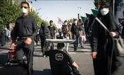 ویدئو | راهپیمایی جاماندگان اربعین در تهران
