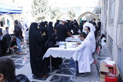 اجرای کارآزمایی بالینی واکسن فخرا در مسیر پیادهروی اربعین تهران