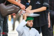 تصاویر | نذری در مراسم جاماندگان اربعین