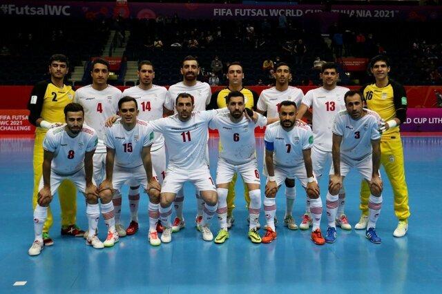 حذف فوتسال ایران از جام جهانی توسط قزاق ها   ترس بلای جان شاگردان ناظم الشریعه شد