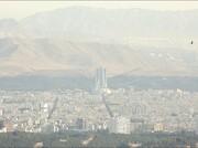 خیزش ریزگردها در مهر و آبان | ۶ شهری که در ۵ روز اول مهر آلوده بودند