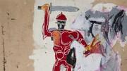 حراج نقاشی چند میلیون دلاری باسکیا