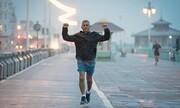 عکس روز| شهردار لندن ورزش میکند