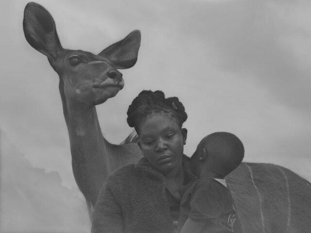 «مورا و پسرش و فریدا»، کنیا، سال ۲۰۲۰