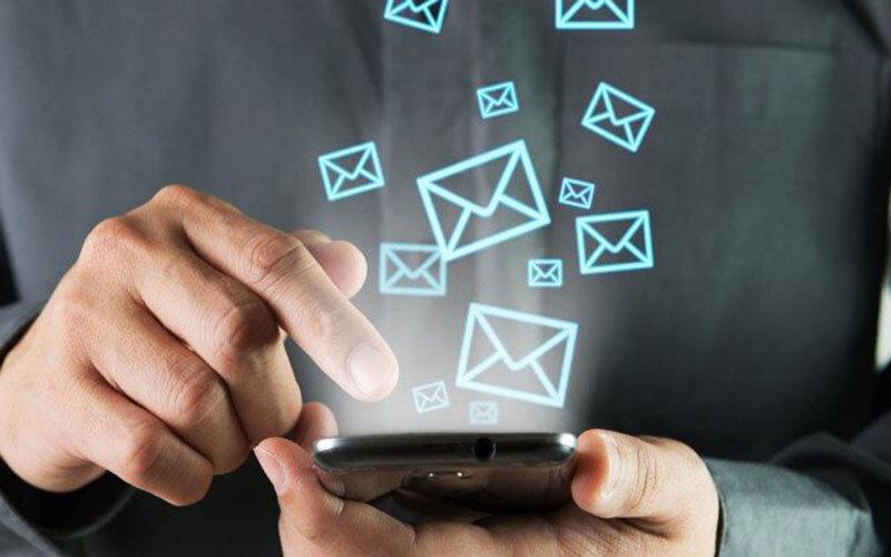 اس ام اس تبلیغاتی - sms - پیامک - موبایل - تلفن همراه