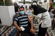 کاهش مراجعه به مراکز واکسیناسیون خراسان رضوی