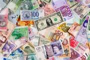 جدول | نرخ رسمی ۲۲ ارز کاهش یافت؛ ۲۷مهر ۱۴۰۰