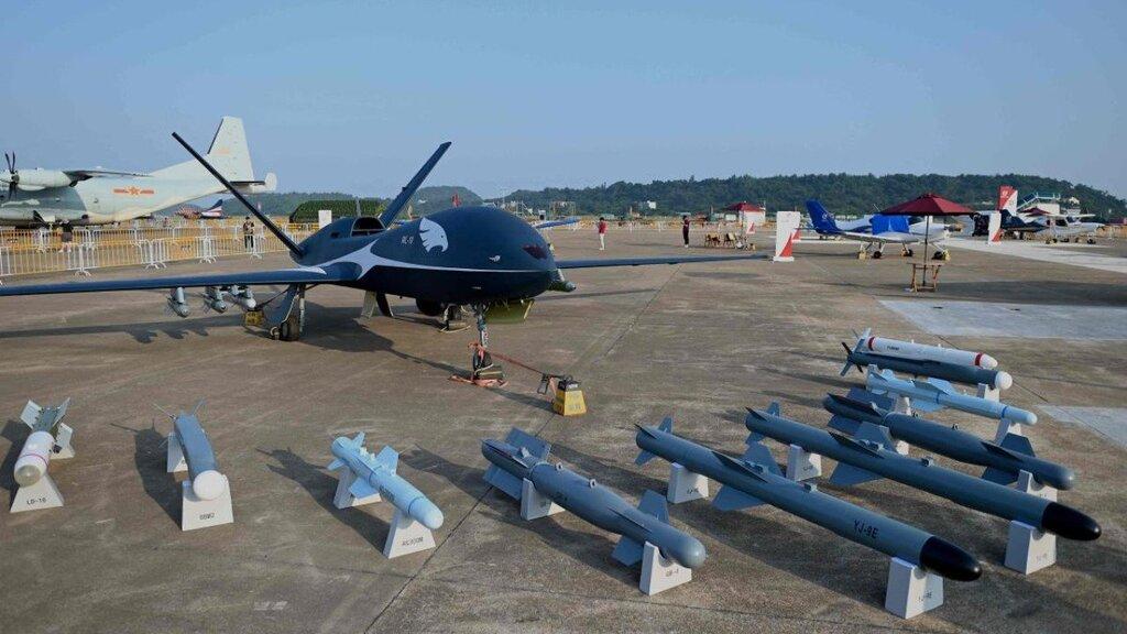 WL-10 از موسسه صنایع هوایی چنگدو