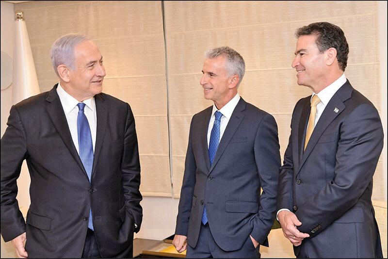 سران اسرائیل بهدنبال کاهش اختیارات موساد