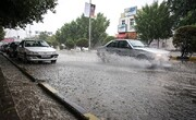 بارش باران در ۱۱ استان کشور طی ۴۸ ساعت آینده