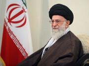 دیدار میهمانان کنفرانس وحدت اسلامی و جمعی از مسئولان نظام با رهبر انقلاب
