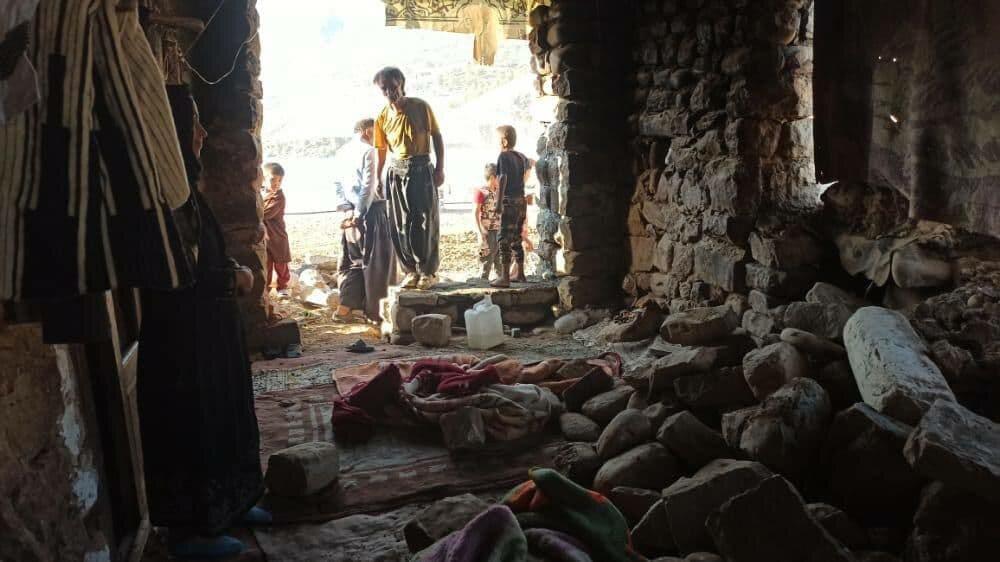 جزئیات زلزله ۵.۷ ریشتری چهارمحال و بختیاری و خوزستان | مصدومیت ۸ نفر هنگام فرار | اعزام ۷ تیم امداد زمینی و یک تیم هوایی به منطقه