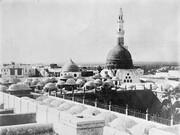 تصاویری دیده نشده از شهر پیامبر   مدینه و بقیع در ۱۳۰ سال قبل