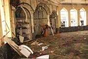ویدئو | لحظه ورود عوامل انفجار انتحاری به مسجد شیعیان افغانستان