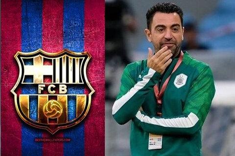 ستاره محبوب در آستانه نشستن روی نیمکت مربیگری بارسلونا