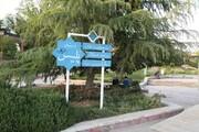 وقتی باغ اناری «بوستان پلیس» شد