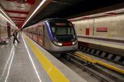 به دستور زاکانی مترو تهران تا ۹ صبح فردا رایگان شد