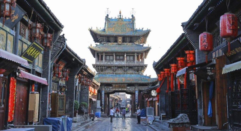 طغیان رودخانه زرد چین، معماری ۲۷۰۰ ساله این کشور را تهدید کرد