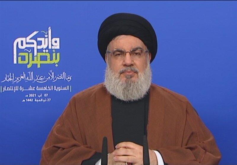 نصرالله: باید به پیشنهاد امیرعبدالهیان درباره حل بحران برق لبنان پاسخ دهیم | خواستار ادامه تحقیقات در پرونده انفجار بیروت هستیم
